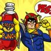 halolz-dot-com-supersmashbros-fzero-captainfalcon-falconpunch-art